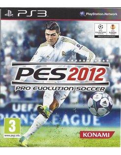 PES 2012 - PRO EVOLUTION SOCCER 2012 für Playstation 3 PS3