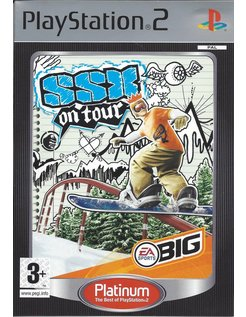 SSX ON TOUR for Playstation 2 PS2
