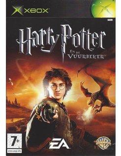 HARRY POTTER EN DE VUURBEKER for Xbox