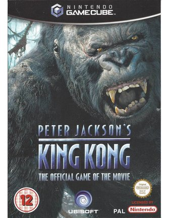 KING KONG for Nintendo Gamecube