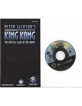KING KONG voor Nintendo Gamecube