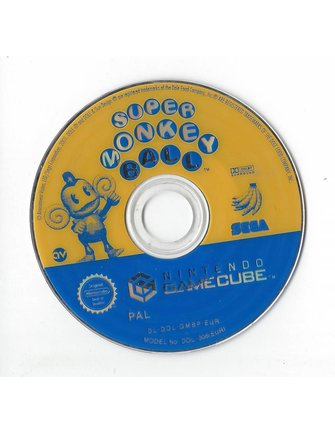 SUPER MONKEY BALL for Nintendo Gamecube
