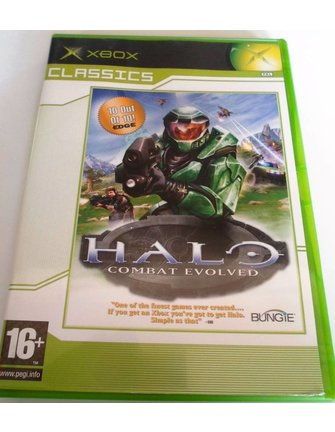 HALO - COMBAT EVOLVED for Xbox