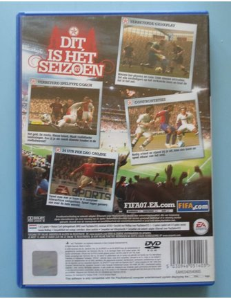 FIFA 07 for Playstation 2 PS2