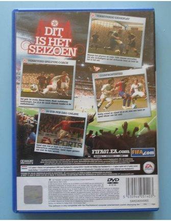 FIFA 07 voor Playstation 2 PS2