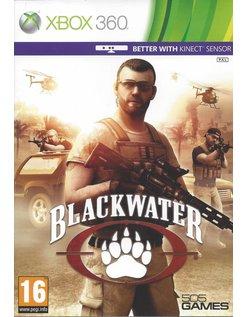 BLACKWATER voor Xbox 360