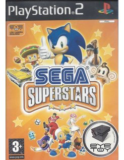 SEGA SUPERSTARS für Playstation 2