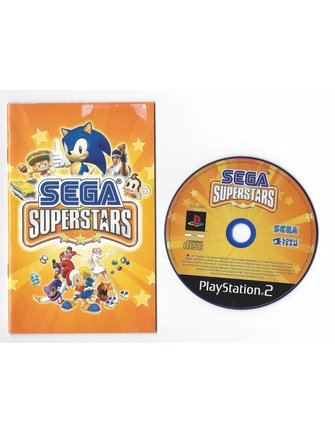 SEGA SUPERSTARS for Playstation 2 PS2
