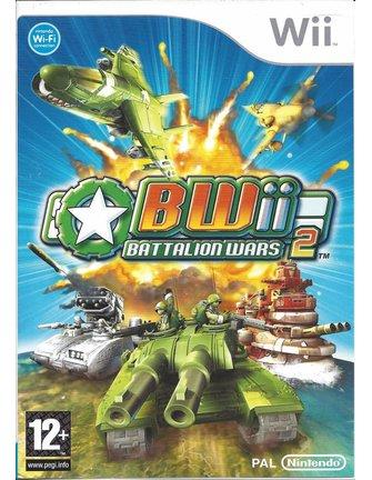 BATTALION WARS 2 voor Nintendo Wii