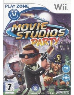 MOVIE STUDIOS PARTY für Nintendo Wii
