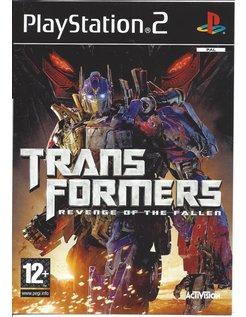 TRANSFORMERS REVENGE OF THE FALLEN für Playstation 2