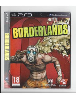 BORDERLANDS voor Playstation 3 PS3