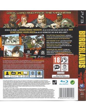 BORDERLANDS voor Playstation 3 PS3