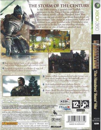 BLADESTORM THE HUNDRED YEAR'S WAR voor Xbox 360