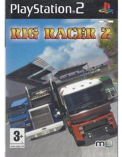 RIG RACER 2 voor Playstation 2 PS2