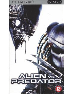 ALIEN VS PREDATOR - UMD video for PSP