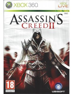 ASSASSIN'S CREED II (2) für Xbox 360