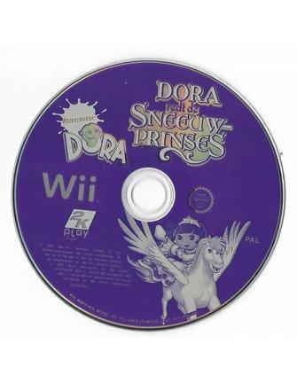 DORA REDT DE SNEEUWPRINSES voor Nintendo Wii