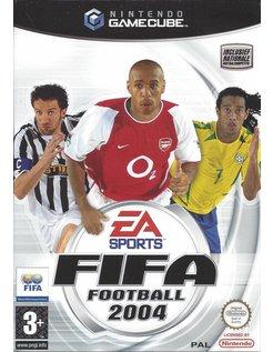 FIFA FOOTBALL 2004 for Nintendo Gamecube