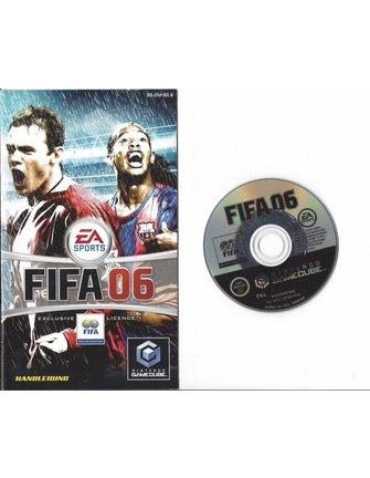 FIFA 06 voor Nintendo Gamecube