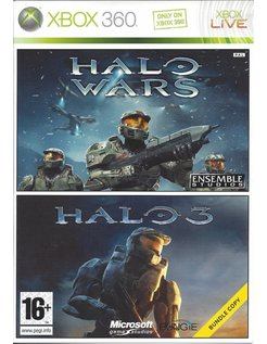 HALO WARS/ HALO 3 DOUBLE PACK  voor Xbox 360