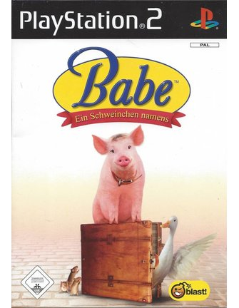 BABE voor Playstation 2 PS2