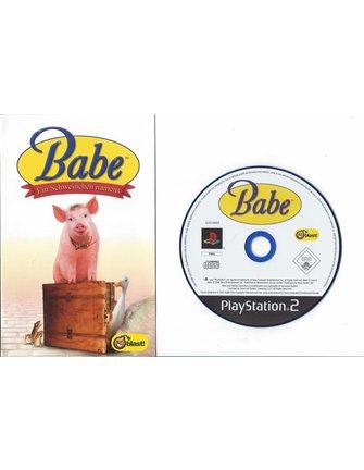 BABE für Playstation 2 PS2