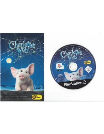CHARLOTTE'S WEB voor Playstation 2 PS2