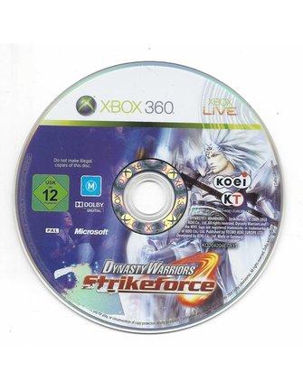 DYNASTY WARRIORS STRIKEFORCE voor Xbox 360