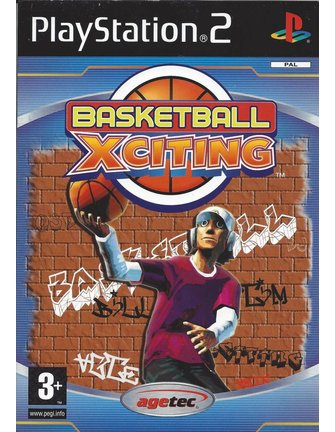 BASKETBALL XCITING voor Playstation 2 PS2