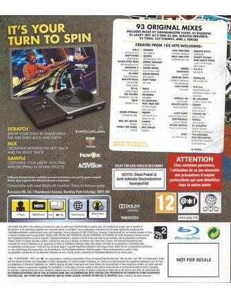 DJ HERO für Playstation 3 PS3