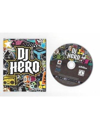 DJ HERO voor Playstation 3 PS3