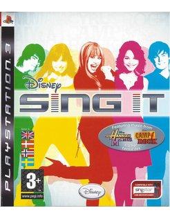DISNEY SING IT voor Playstation 3