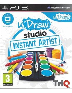 UDRAW STUDIO INSTANT ARTIST für Playstation 3 PS3