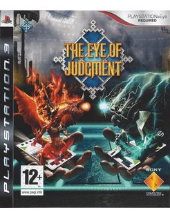 THE EYE OF JUDGMENT voor Playstation 3 PS3
