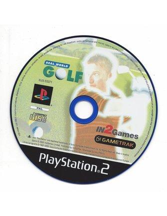 GAMETRAK REAL WORLD GOLF voor Playstation 2 PS2