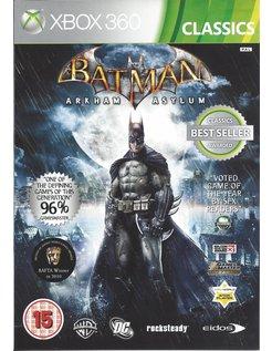 BATMAN ARKHAM ASYLUM für Xbox 360