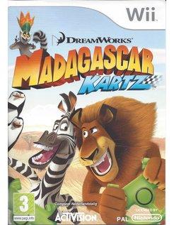 MADAGASCAR KARTZ voor Nintendo Wii
