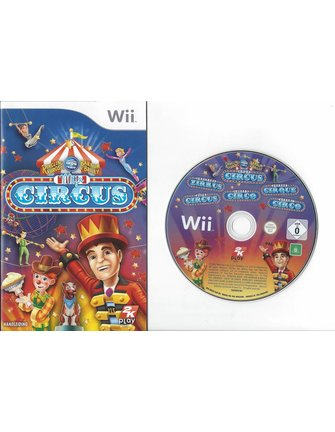 MIJN CIRCUS for Nintendo Wii