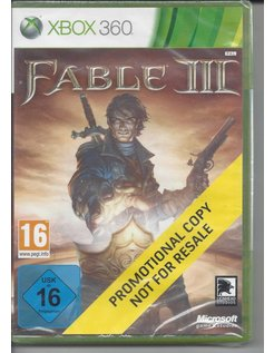 FABLE III NEW IN SEAL for Xbox 360