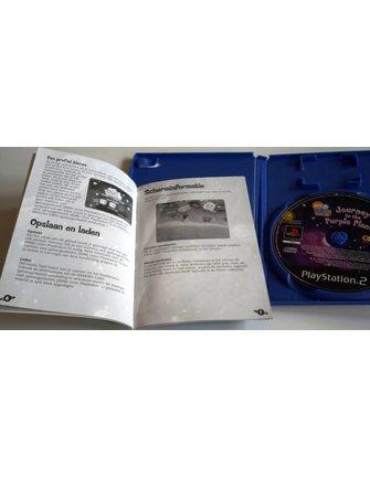 DORA THE EXPLORER - REIS NAAR DE PAARSE PLANEET - Playstation 2 PS2