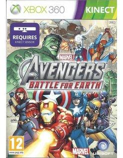 MARVEL AVENGERS BATTLE FOR EARTH for Xbox 360