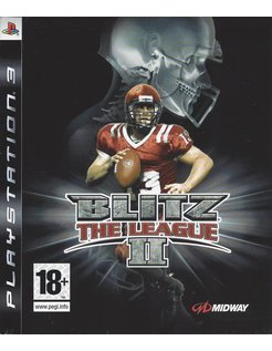 BLITZ THE LEAGUE II for Playstation 3 PS3