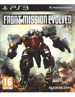 FRONT MISSION EVOLVED voor Playstation 3 PS3
