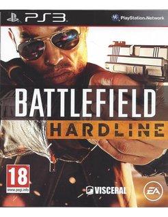 BATTLEFIELD HARDLINE for Playstation 3 PS3