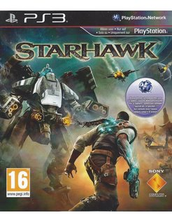 STARHAWK for Playstation 3 PS3