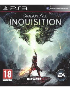 DRAGON AGE INQUISITION for Playstation 3 PS3