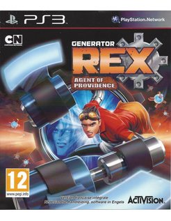 GENERATOR REX AGENT OF PROVIDENCE für Playstation 3 PS3