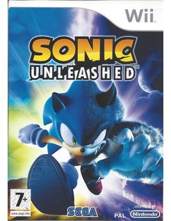 SONIC UNLEASHED for Nintendo Wii