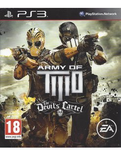ARMY OF TWO THE DEVIL'S CARTEL für Playstation 3 PS3